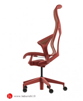 Cosm canyon haut dossier accoudoirs leaf Herman Miller Le Buro HL 2