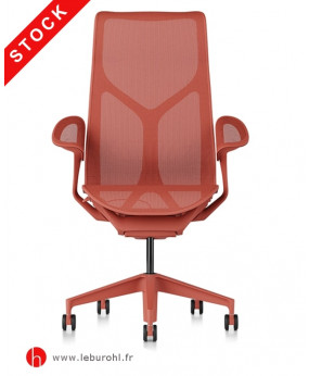 Cosm canyon haut dossier accoudoirs leaf Herman Miller Le Buro HL 4