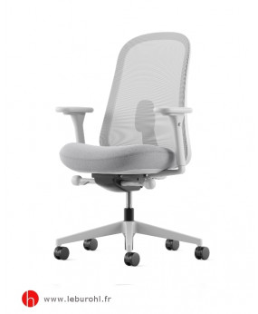 Fauteuil Lino Mineral Herman Miller Le Buro HL1