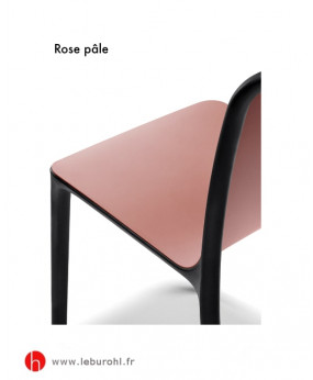 Chaise Bika Forma 5 Le Buro HL Rose pâle