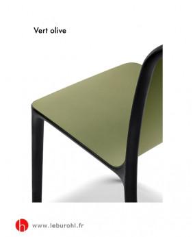 Chaise Bika Forma 5 Le Buro HL Vert olive