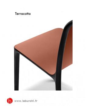 Chaise Bika Forma 5 Le Buro HL Terracotta