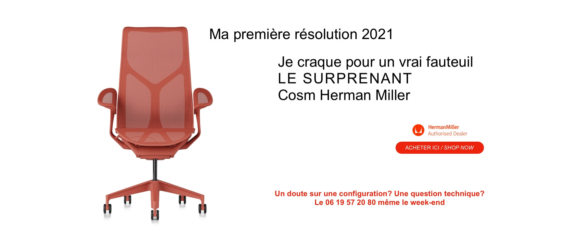 Your next chair is a Cosm Herman Miller